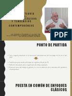 Trabajo y Teoría Social RRTT 2019 II