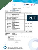Cot Presupuesto 34469 IFT
