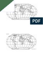 Continentes e Oceanos 5ºano