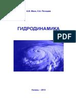 Mazo Potashev Gidrodinamika