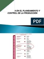 Eficiencia en El Planeamiento y Control de La Producción
