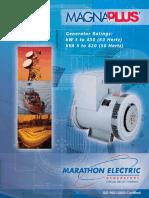 Marathon Magna Plus Generators