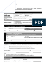 Refund Form 2011