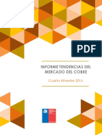 Enero - Informe de Tendencias Del Mercado Del Cobre
