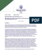 IBP v. Zamora, G.R. No. 141284, August 15, 2000.docx