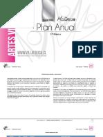 Planificación Anual - ARTES VISUALES - 1Basico - P