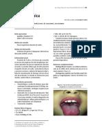 Historia clínica pediátrica