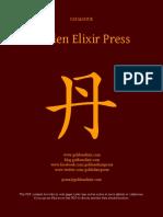 Golden Elixir Press Catalogue