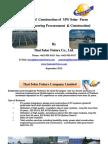English Solar Farm Proposal by TSF Oct 123