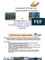 English Solar Farm Proposal by TSF Oct 123
