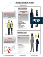 2. Grid Substation PPE Policy