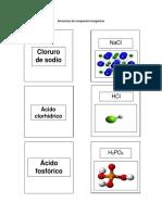 Estructuras de Compuestos Inorganicos