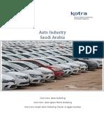 Report Saudi Auto Industry