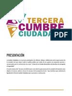 Tercera Cumbre Ciudadana Agenda 2018 (1)