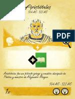 Aristoteles y Justiniano