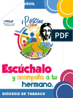 Material Pre Pascua 2019 Diocesis de Tabasco