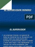 El Supervisor Minero