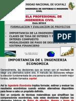Clase Unid 2 Proyectos 2018-II Alumnos