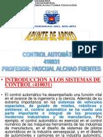 Control Automático I-2106