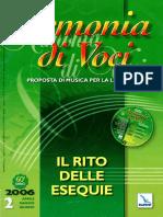 Armonia Di Voci 2006-2