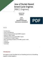 Overview of Rocket Based Aerofoil Engine