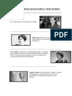 Diez Mujeres Destacadas en Chile y Nivel Mundial