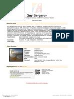 Bergeron Guy Augustus 2 Violin Guitar
