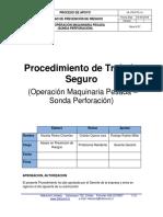 HL-PR-PTS-14 Operación Maquinaria Pesada (Sonda Perforación).docx