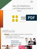 Attitudes,JS,Emotion, Managing Stress _ Time