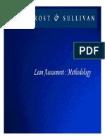 Lean Assessment Methodology