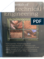 Fundamental of Geotechnical Engineering
