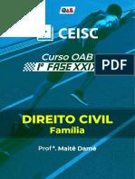 Material de Apoio - Direito de Família.pdf