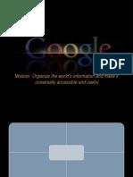 Google Strategy Modified