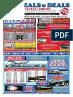 Steals & Deals Central Edition 9-26-19