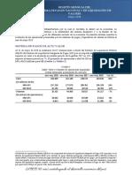 Boletin Mensual SP Mayo 20181