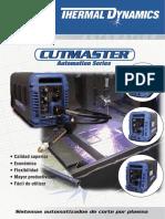 Ficha Tecnica Cut Master Automation Series