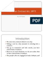 The Indian Contract Act, 1872