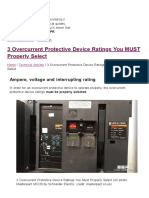 3 overcurrent protective device ratings you Must properly select.pdf