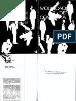 Bijou & Ribes_Modificacion de Conducta. Problemas y Extensiones