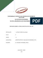 Código Deontológico Del Cip_resumen
