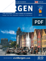 Bergen - English