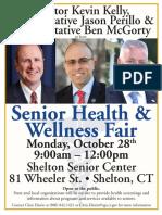 Senior Health And Wellness Fair