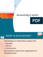 Accounting i n Action
