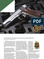 Colt Catalog 2013