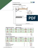 9.3 Strut Design ISMB(Hor)