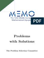 MEMO Solutions1