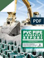 Pvc Pipe Longevity Report
