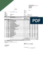 Informe Retroexcavadora Case 590 SN