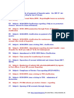 SB Orders 2006-2011