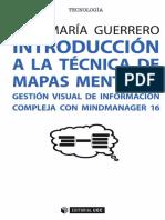 Introducccion a la tecnica de mapas mentales